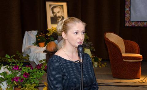 Pani Dyrektor Agnieszka Mazur
